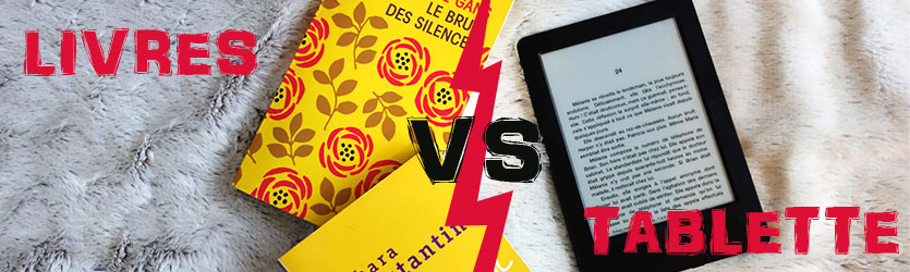 Livres ou liseuse ?