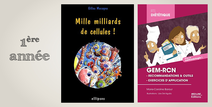 livres première année