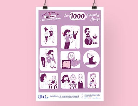 Les 1000 Premiers Jours / UPDLF