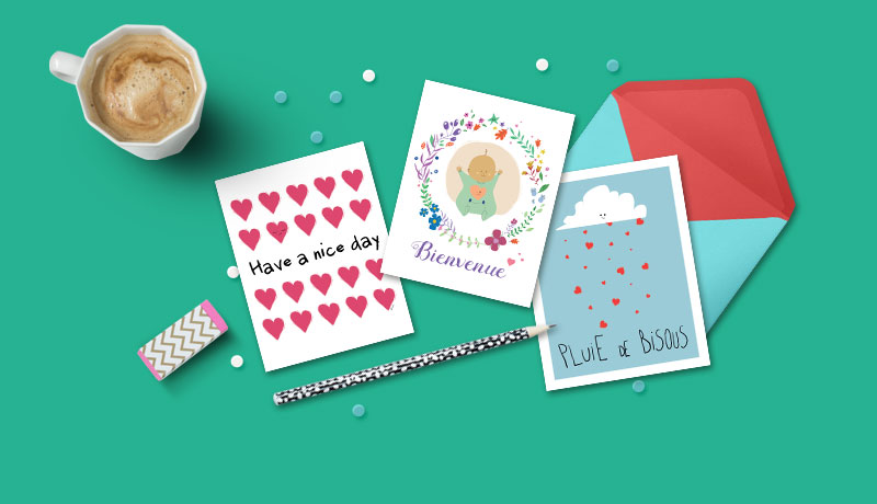 cartes et invitations