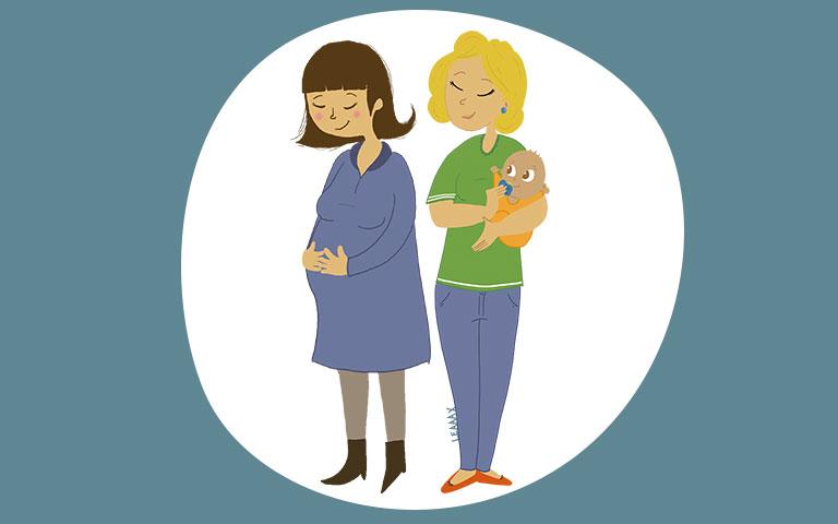 Femmes enceintes et allaitantes
