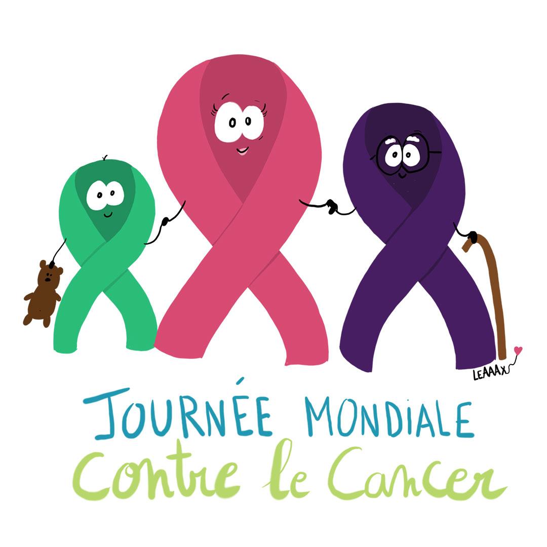 Journee contre le cancer