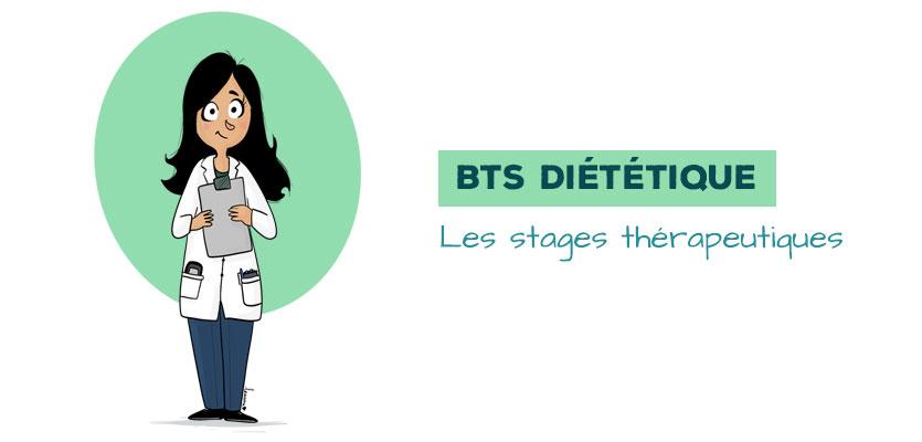 BTS Diététique : Les stages thérapeutiques