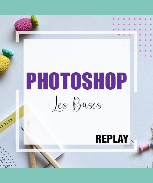 Formation Photoshop Les Bases