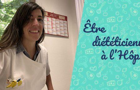 Être diététicienne à l'hôpital