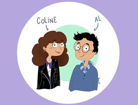 Al & Coline