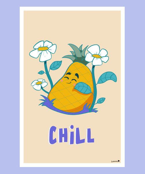 Carte Chill